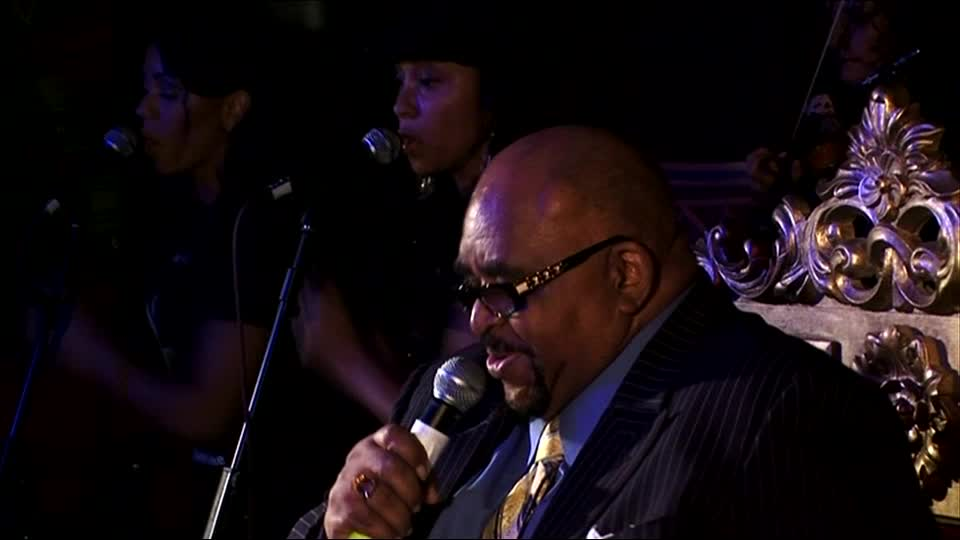 Live From Mama Stone&#039;s - Solomon Burke