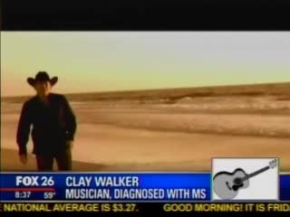 KRIV-TV Clay Walker
